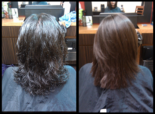 Coppolla Keratin Treatment